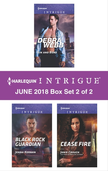 Harlequin Intrigue June 2018 - Box Set 2 of 2 - An Anthology ekitaplar by Janie Crouch,Jenna Kernan,Debra Webb