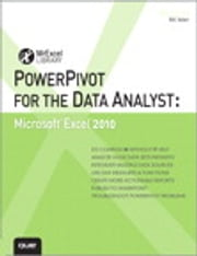 PowerPivot for the Data Analyst - Microsoft Excel 2010 ebook by Kobo.Web.Store.Products.Fields.ContributorFieldViewModel