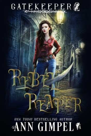 Rebel Reaper ebook by Ann Gimpel