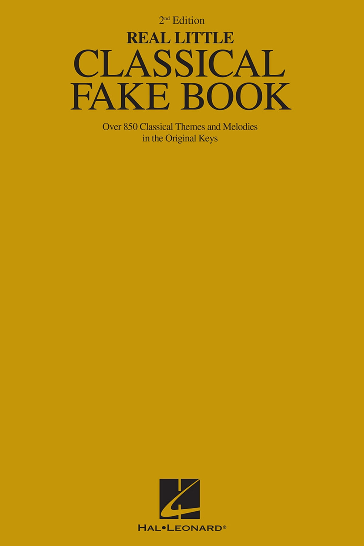Real Fake Book