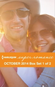 Harlequin Superromance October 2014 - Box Set 1 of 2 - Reclaiming the Cowboy\His Kind of Perfection\Married One Night ebook by Kathleen O'Brien,Pamela Hearon,Amber Leigh Williams