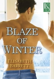 Blaze of Winter ebook by Elisabeth Barrett