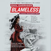 Blameless audiobook by Gail Carriger