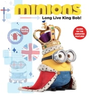 Minions: Long Live King Bob! ebook by Lucy Rosen