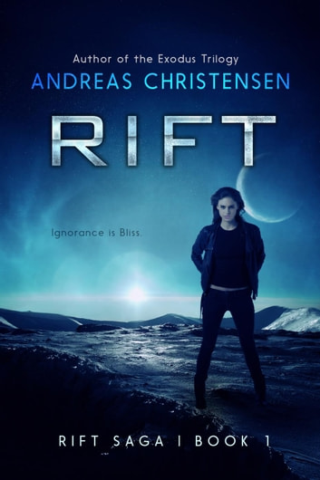 Rift - The Rift Saga, #1 ebook by Andreas Christensen