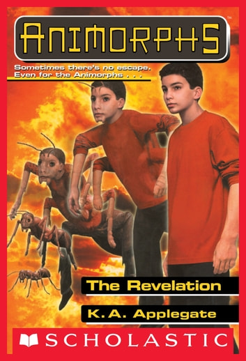 The Revelation Animorphs 45 Ebook Von K A Applegate