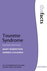 Tourette Syndrome ebook by Mary Robertson,Andrea Cavanna