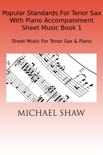 Tenor Sax Sheet Music