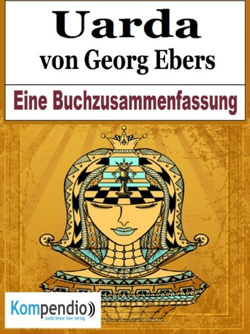 Uarda von Georg Ebers ebook by Alessandro Dallmann