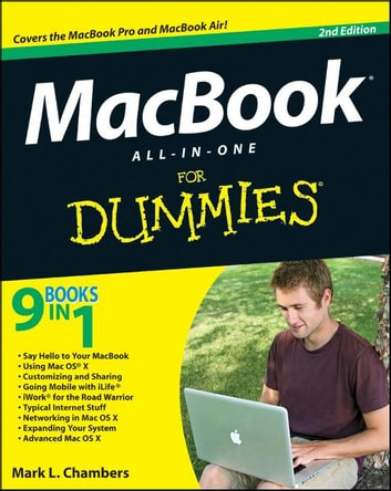 MacBook All-in-One For Dummies ebook by Mark L. Chambers