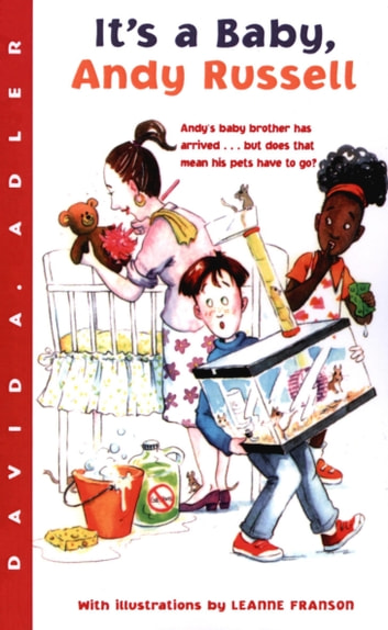 It's a Baby, Andy Russell ebook by David A. Adler