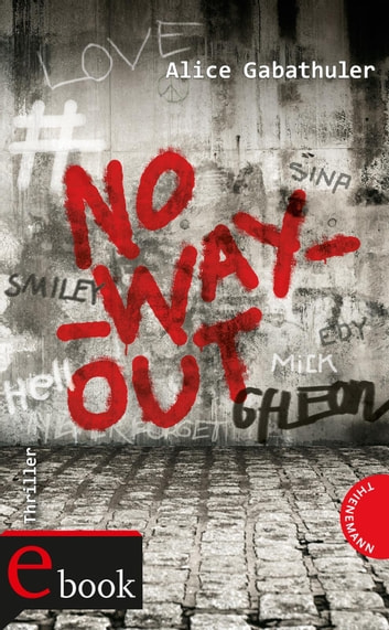 no_way_out ebook by Alice Gabathuler,Isabel Thalmann