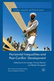 Horizontal Inequalities and Post-Conflict Development ebook by Frances Stewart,R. Venugopal,Arnim Langer