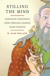 Stilling the Mind - Shamatha Teachings from Dudjom Lingpa's Vajra Essence ebook by B. Alan Wallace