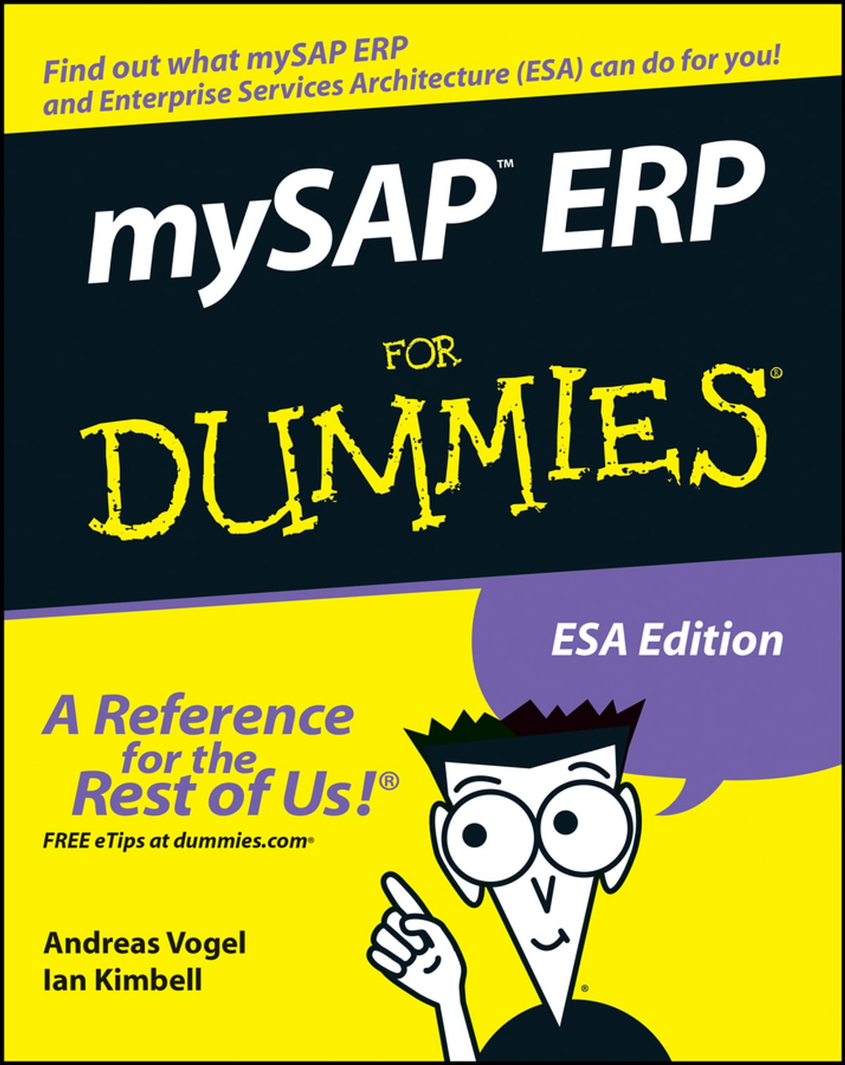 Mysap Erp For Dummies Ebook By Andreas Vogel 9781118054819