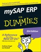 mySAP ERP For Dummies ebook by Andreas Vogel, Ian Kimbell