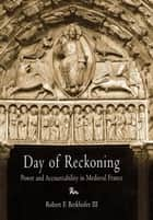 Day of Reckoning ebook by Robert F. Berkhofer III