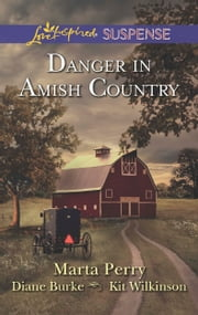 Danger in Amish Country - Fall from Grace\Dangerous Homecoming\Return to Willow Trace ebook by Marta Perry,Diane Burke,Kit Wilkinson