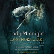Lady Midnight audiobook by Cassandra Clare