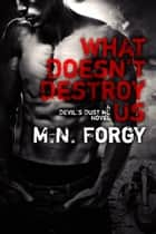 What Doesn't Destroy Us ebook by M.N. Forgy
