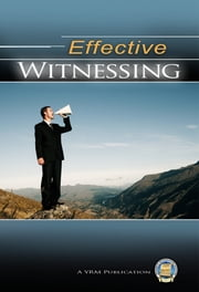 Effective Witnessing ebook by Yahweh's Restoration Ministry