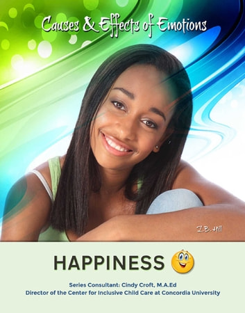 Happiness ebook by Z.B. Hill