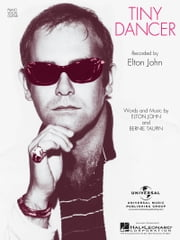 Tiny Dancer Sheet Music ebook by Elton John