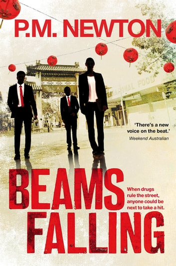 Beams Falling ebook by P.M. Newton