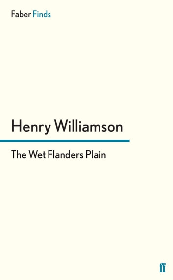 The Wet Flanders Plain ebook by Henry Williamson