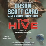 The Hive audiobook by Orson Scott Card, Aaron Johnston