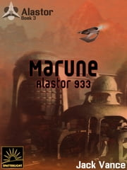 Marune: Alastor 933 ebook door Jack Vance
