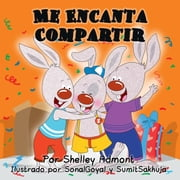 Me Encanta Compartir - Spanish Bedtime Collection ebook by Shelley Admont