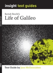 Life of Galileo - Text Guide ebook by Jane McGennisken