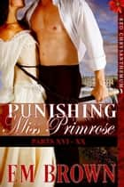 Punishing Miss Primrose, Parts XVI - XX (Red Chrysanthemum Series) ebook by Em Brown