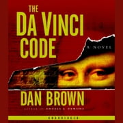 The Da Vinci Code - A Novel audiobook by Dan Brown