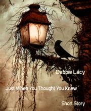 Just When You Thought You Knew ebook by Debbie Lacy