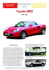Toyota MR2 Buyers' Guide ebook by Mellor, Chris