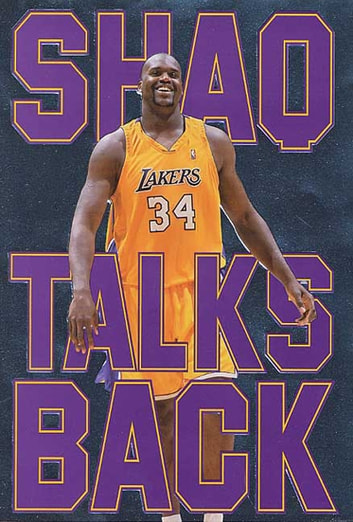 Shaq Talks Back eBook by Shaquille O'Neal