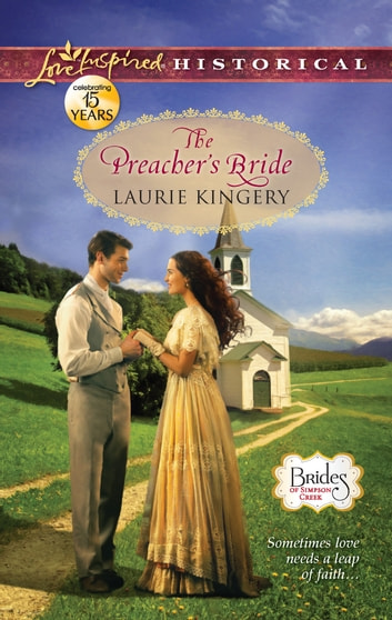 The Preacher's Bride ebook by Laurie Kingery