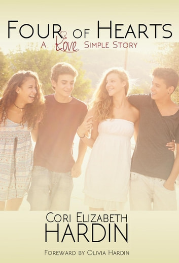 Four of Hearts - A Love Simple Story, #1 ebook by Cori Elizabeth Hardin