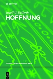 Hoffnung ebook by Ingolf U. Dalferth