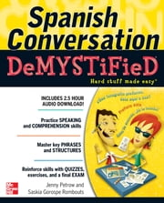 Spanish Conversation Demystified ebook by Jenny Petrow
