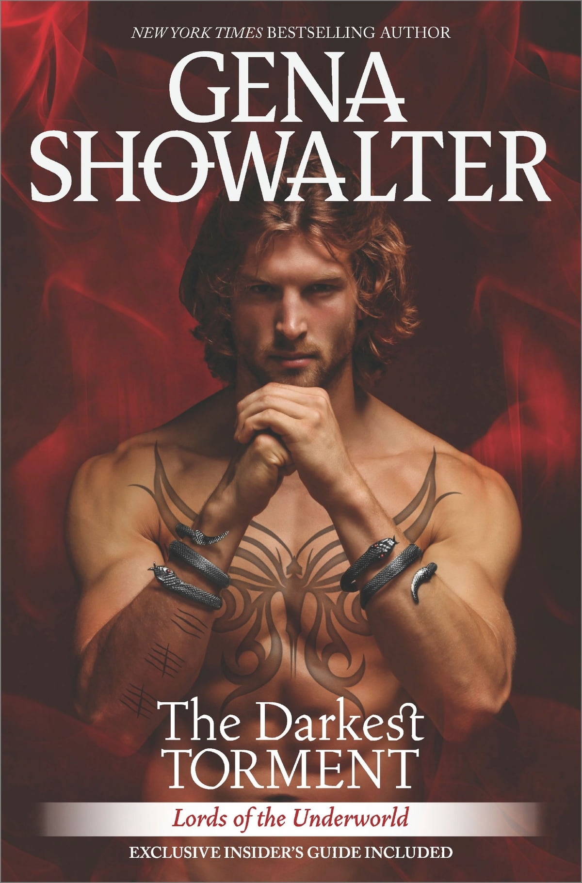 The Darkest Torment  A Spellbinding Paranormal Romance Novel Ebook By Gena  Showalter