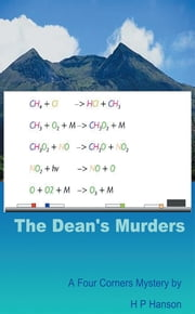 The Dean's Murders: A Four Corners Mystery ebook by HP Hanson