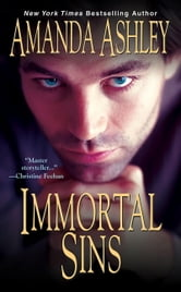 Immortal Sins ebook by Amanda Ashley