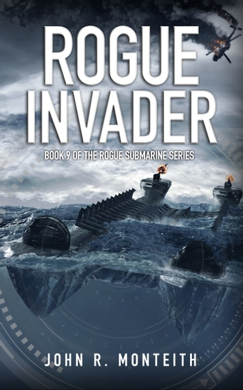 Rogue Invader ebook by John Monteith