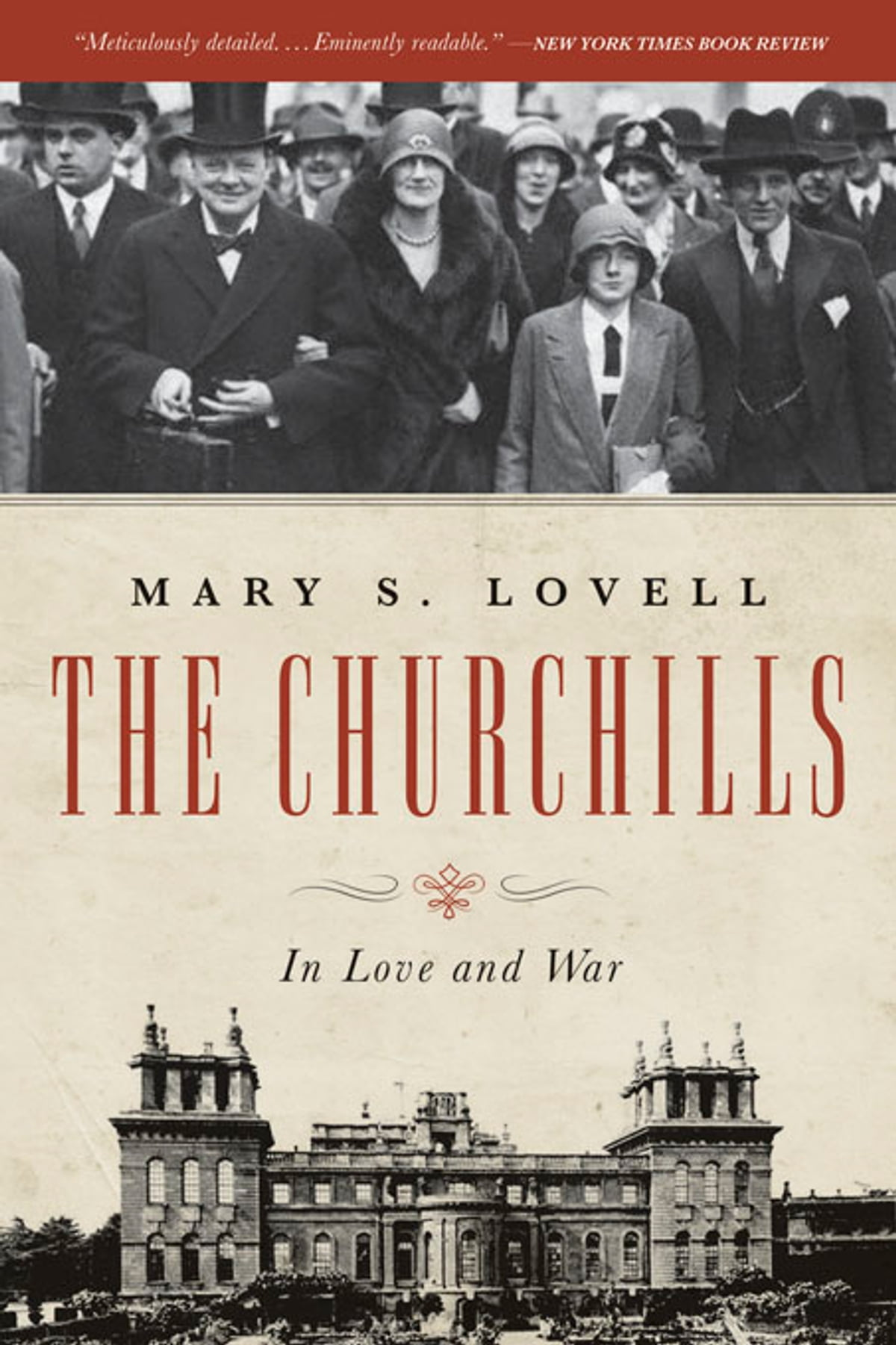 In Love and War - Mary S. Lovell