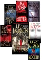 Lisa Jackson's Bentz & Montoya Bundle: Shiver, Absolute Fear, Lost Souls, Hot Blooded, Cold Blooded, Malice & Devious ebook by Lisa Jackson