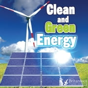 Clean and Green Energy ebook by Colleen Hord