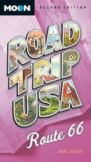 Road Trip USA: Route 66 ebook by Jamie Jensen